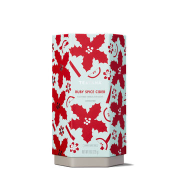 Ruby Spice Cider Tea-Filled Tin
