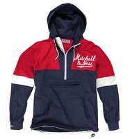 Half Zip WindbreakerMitchell & Ness - Mitchell & Ness