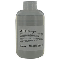 Davines Volu=Volume Enhancing Softening Shampoo With Turnip Root Extracts 8.5 Oz