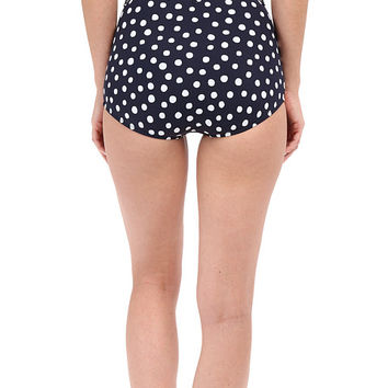 Seafolly Spot On High-Waisted Bikini Pant