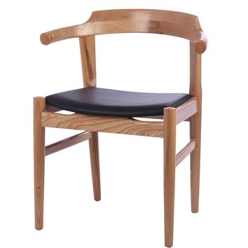 PP58 Dining Chair (Upholstered Seat) - Reproduction