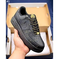 NIKE AIR FORCE Tide brand low men and women sports shoes
