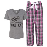 Women's Pajama Set // 2 Pcs. Pajamas // Gifts for Her // Gifts for Women // Gifts for Mom // Pajama Set // Gifts // Loungewear