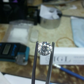 2.66 Carat E VS2 Diamond Excellent Cut Engagement Ring 14K Solitaire Anniversary Bridal Certified Jewelry Grand Opening Sale Pricing!