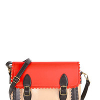 Darling Colorblocking, Scholastic Pack the Punch Bag