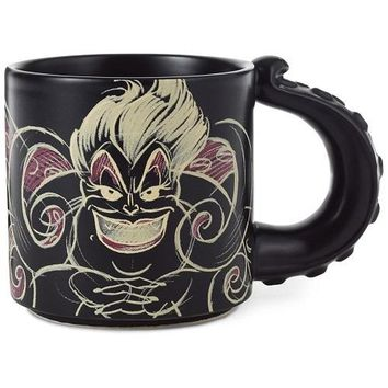 Disney The Little Mermaid Ursula Mug, 12 oz.