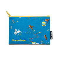 Curious George pouch
