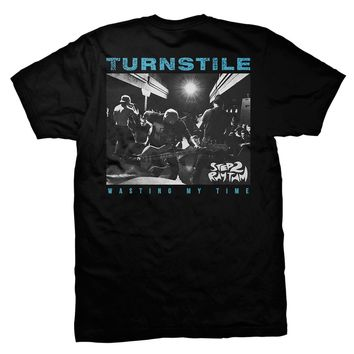 Turnstile | Wasting My Time | DEFIANT YOUTH MERCH