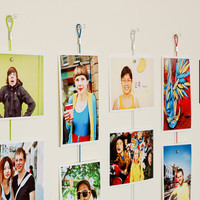 Magnetic Photo Rope - The Photojojo Store!