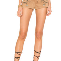 BB Dakota X REVOLVE Brittain Short in Camel