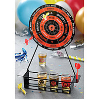 Game Night Shot Glass Darts | Overstock.com