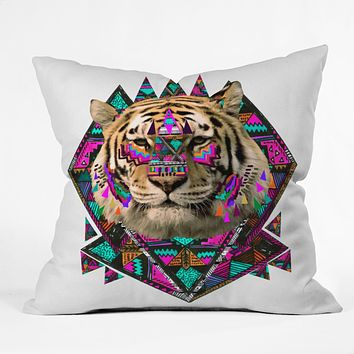 Kris Tate Wild Magic Throw Pillow