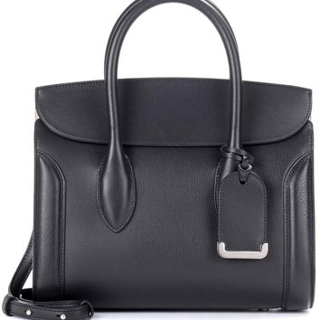 Heroine 30 leather shoulder bag