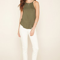 Drapey Heathered Cami