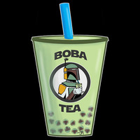 Boba Tea T-Shirt *FREE SHIPPING*