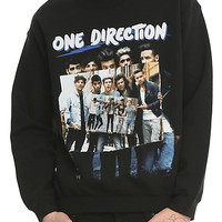 One Direction Photos Crew Pullover