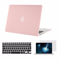 """MOSISO For Mac Book Air 13 Inch Plastic Hard Case Cover For Macbook Air 13.3""""/Pro 13 Retina For Apple 13.3'' Sleeve Cover Shell"""