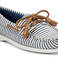Sperry Top-Sider Women's Cloud Logo Authentic Original 2-Eye Boat Shoe