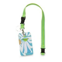 Classic Daisy Student ID Holder - Lanyard Style College Necesity For Dorm Life