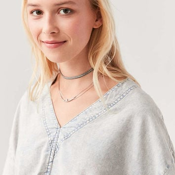 BDG Dylan Popover Shirt - Urban Outfitters