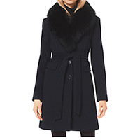 Cotton Trench Coat | Michael Kors