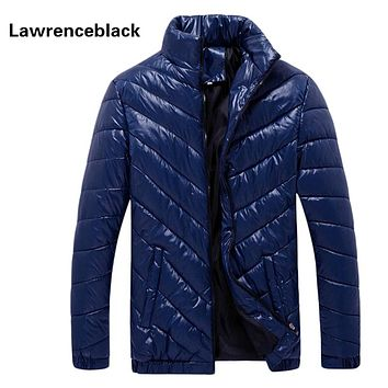 Men'S Winter Jacket Padded Ultralight Down Jacket All-Match Solid Down-Fill Puffer Jackets 2016 Brand Lightweight Campera Men 47