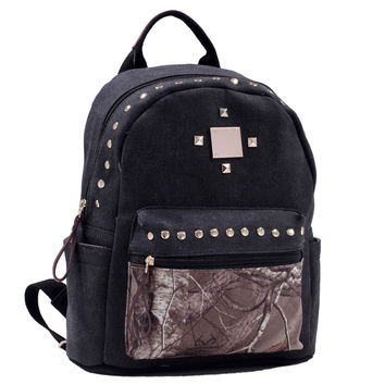 Realtree Canvas Zip Around Backpack