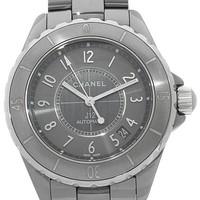 Free Shipping Pre-owned CHANEL J12 Chromatic 38mm H2979 Automatic WithGenuineBOX