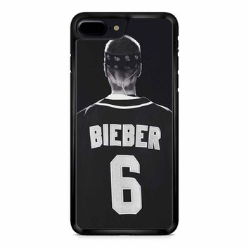 Justin Bieber Jersey iPhone 8 Plus Case