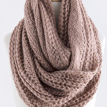 Bundle Up Infinity Scarf