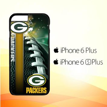 Green Bay Packers Z4066 iPhone 6 Plus|6S Plus Case