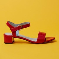 Pollini Small Heeled Sandals - WOMEN - OPENING CEREMONY