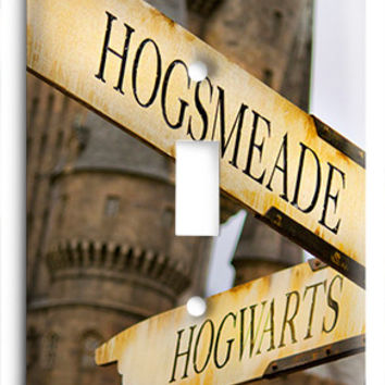Harry Potter Hogsmeade Hogwarts Light Switch