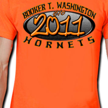 Booker T. Washington Hornets Class of 20XX T-Shirt