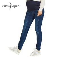 Pregnancy Jeans Maternity Pants For Pregnant Jeans Women Clothes Trousers Nursing Prop Belly Legging Pregnancy Clothing Overalls