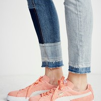 Free People Suede Classic Sneaker