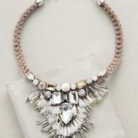 Dauphine Necklace by Anthropologie Clear One Size Necklaces