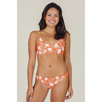 Stone Fox Swim - Big Island Top | Vintage Iris