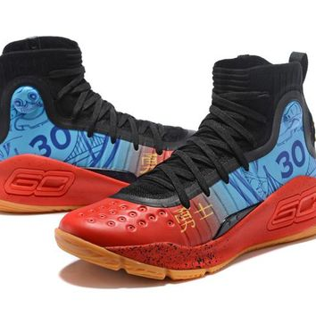 Under Armour UA Curry 4   Basketball Shoes
