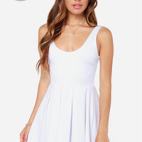 LULUS Exclusive Close to You White Dress
