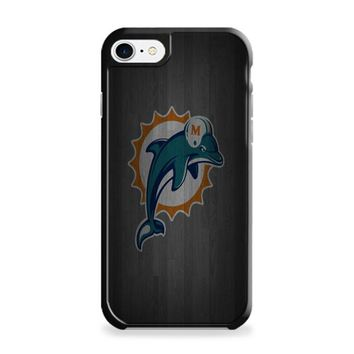 Miami Dolphins (wood) iPhone 6 | iPhone 6S Case