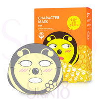CLIV Character Mask (Bee) Nutrition Supply Mask   *exp.date 07/18