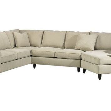 Living Room Furniture, Amalfi Sectional, Living Room Furniture | Havertys Furniture