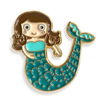 Pin Pals - Mermaid