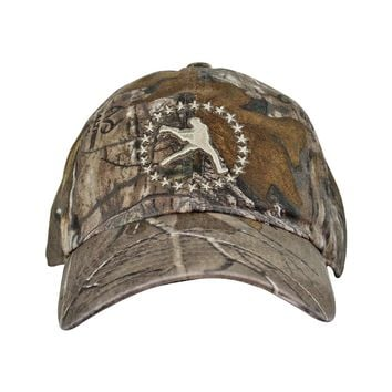 Camo Jumpman '47 Clean Up Lacrosse Hat