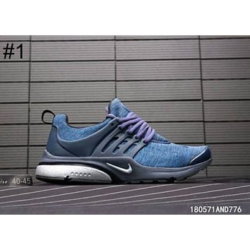 NIKE AIR PRESTO 2018 Summer Men and Women Small Sock Sneakers F-A0-HXYDXPF #1