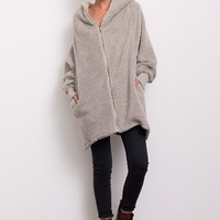 Oversized Cocoon Sweater