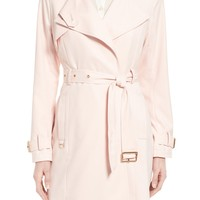 French Connection Twill Trench Coat | Nordstrom