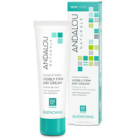 Andalou Naturals Coconut Water - Firm Day Cream - 1.7 Oz