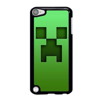 CREEPER MINECRAFT iPod Touch 5 Case Cover